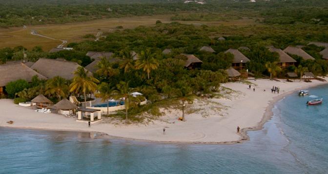 Photo courtesy of Marlin Lodge, Benguerra Island