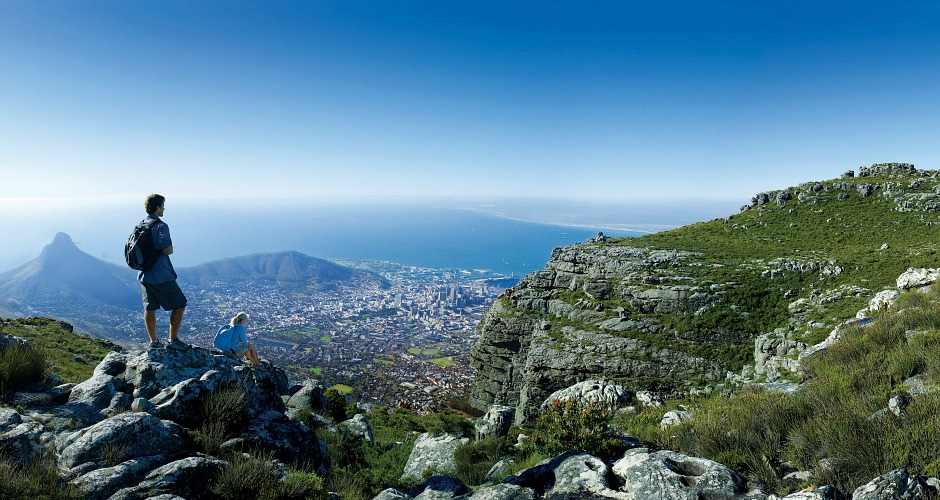 oto Courtesy of New Frontiers Tours, Table Mountain, Cape Town